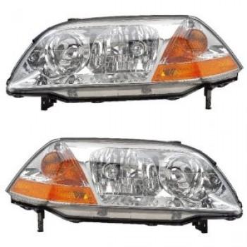 Acura MDX 2003-2004 Head Lamp (SET) TOKUNBO