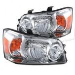 Toyota Highlander 2004-2007 Headlights Assembly