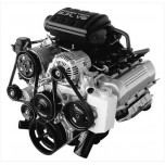 2002  LIBERTY JEEP ENGINE 3.7L MOTOR (TOKUNBO)