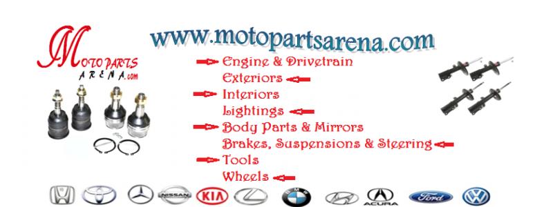 MotoPartsArena