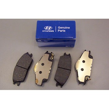Rear Brake Pad for Hyundai 2011-13
