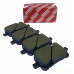 Front Brake Pads 04465-33121 For Toyota Camry 2005