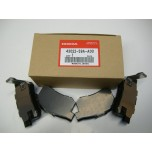 Honda Rear Brake Pads - 43022-S9A-A00; 2002-2004 CR-V