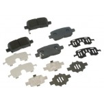 Brake Pad Set for Honda Odyssey 2002