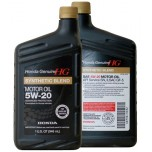 Honda Genuine Engine Oil 5W20