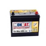 Monbat Premium Batteries (Europe), 75ah.12volts
