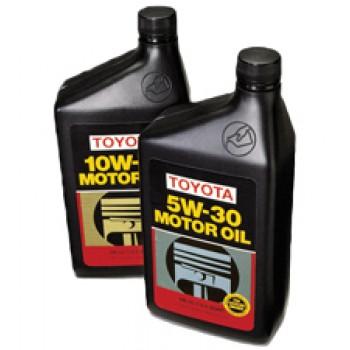 Toyota Genuine Engine Oil 5W30