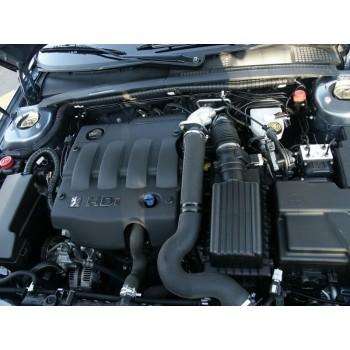 2001 Peugeot 406 Engine
