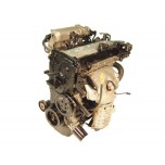 2005 Hyundai Accent Complete Engine (Carburetor)