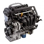 2008-2009 Hyundai Accent Complete Engine 4 Coil (Tokunbo)