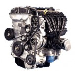 2001 Mitsubishi Montero Complete Engine (3 Belts)