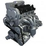 2003 Nissan Murano Complete Engine