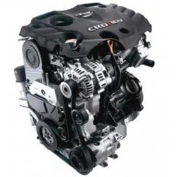 2007 Kia Sorento Complete Engine (Diesel)