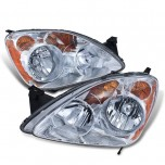 2005-2006 Honda CR-V Headlight Set