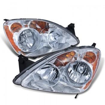2005-2006 Honda CR-V Headlight Set