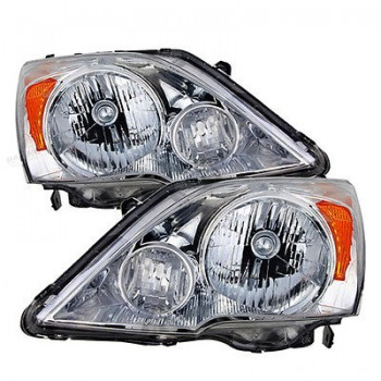 2007-2009 Honda CR-V Headlight Set