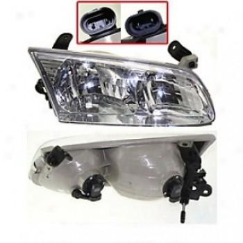 1999-2000 Toyota Camry Headlight Set