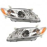 TOYOTA CAMRY ASSEMBLY HEAD LAMP 2007-2009 ( SET)