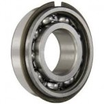 Koyo 6208NR Single Row Ball Bearing