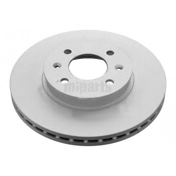 51712-1G000 Hyundai,Kia & Accent Brake Disc (2PCS)