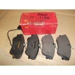 VW VOLKSWAGEN TRANSPORTER T4  FRONT SET OF BRAKE PADS