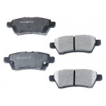 2005 Nissan Pathfinder Rear Brake Pads