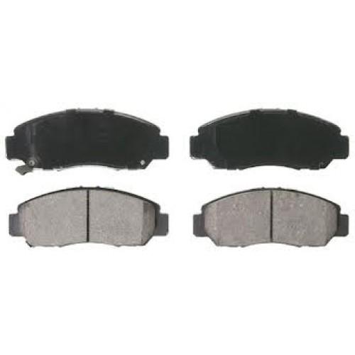 how to change brake pads on honda accord 2007