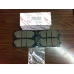 TOYOTA CAMRY 2006-2009 FRONT BRAKE PADS
