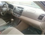 2005 Toyota Camry Complete Dashboard