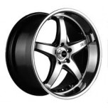 19 INCH ALLOY WHEEL (COMPLETE SET)