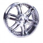 20''Size Chrome Alloy Wheels (COMPETE SET)