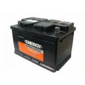 12V 72ahs Energy Car Battery