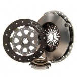 Hyundai Terracan 2005 Clutch Kit (3-in-1)