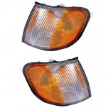 Kia Sportage 2002 Signal Park Light Set Pair
