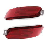 2005 Lexus RX330 Rear Bumper Marker Lamp Light (Set)