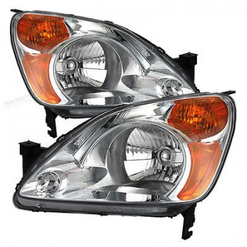2004 Honda CR-V Headlight Set