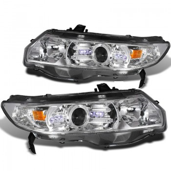 2006-2009 Honda Civic Headlight Set