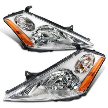 2005 Nissan Murano Headlight Set (Without Charger)