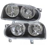 93-99 VW GOLF III MK3  HEADLIGHTS