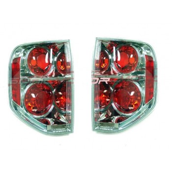 2006-2007 Honda Pilot Rear Tail Light